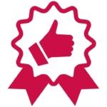 symbol beste empfehlung